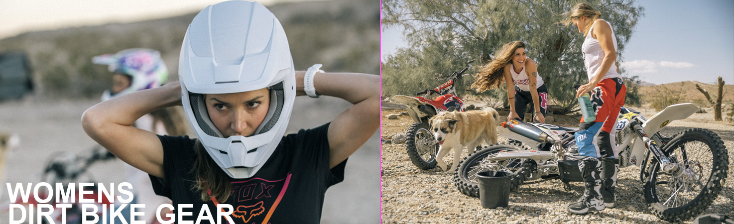 Womens Dirt Gear