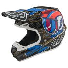 Troy Lee SE4 Carbon Eyeball Helmet