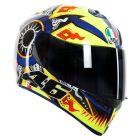AGV K3 SV Rossi 2002 Helmet