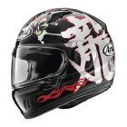 Arai Defiant-X Dragon Helmet