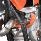 KTM Orange Radiator Hoses