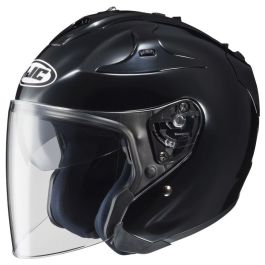 XS Casco moto HJC FG-JET Titanium Mat Titanium