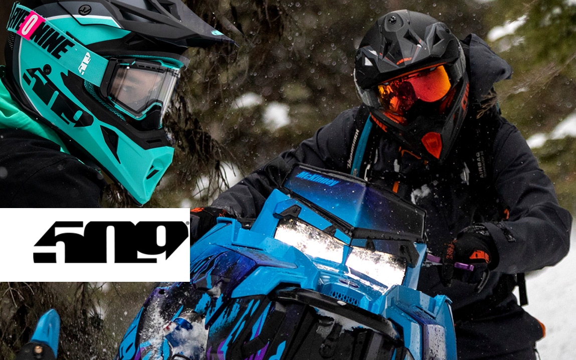 509 Snowmobile Gear | Thrive in the mountains
