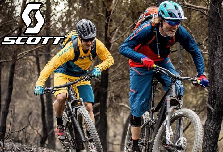Scott E-Bikes