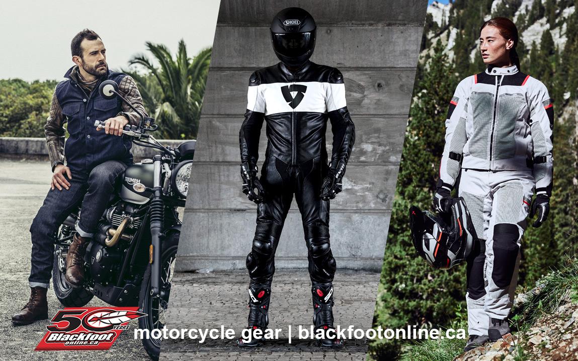 Motorcycle Gear Canada