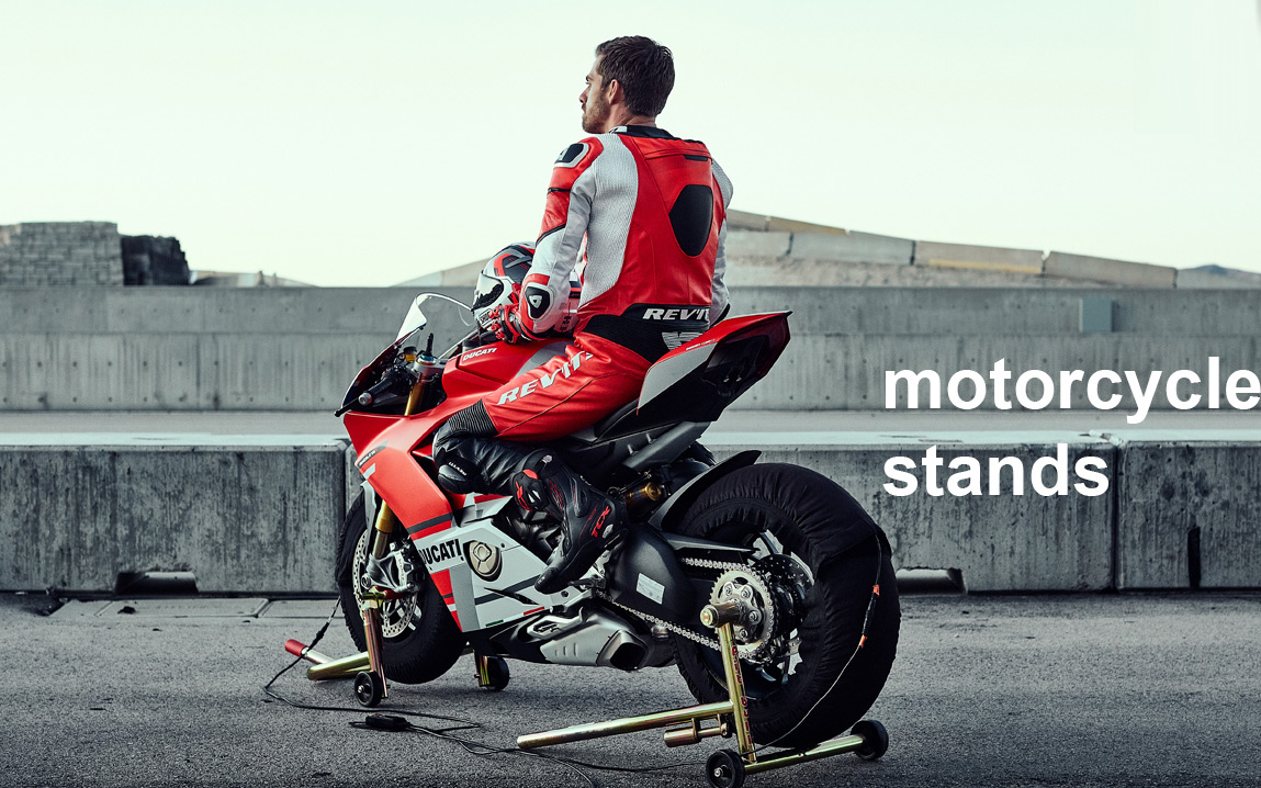 Motorcycle Stands | Maintenance & storage simplicity