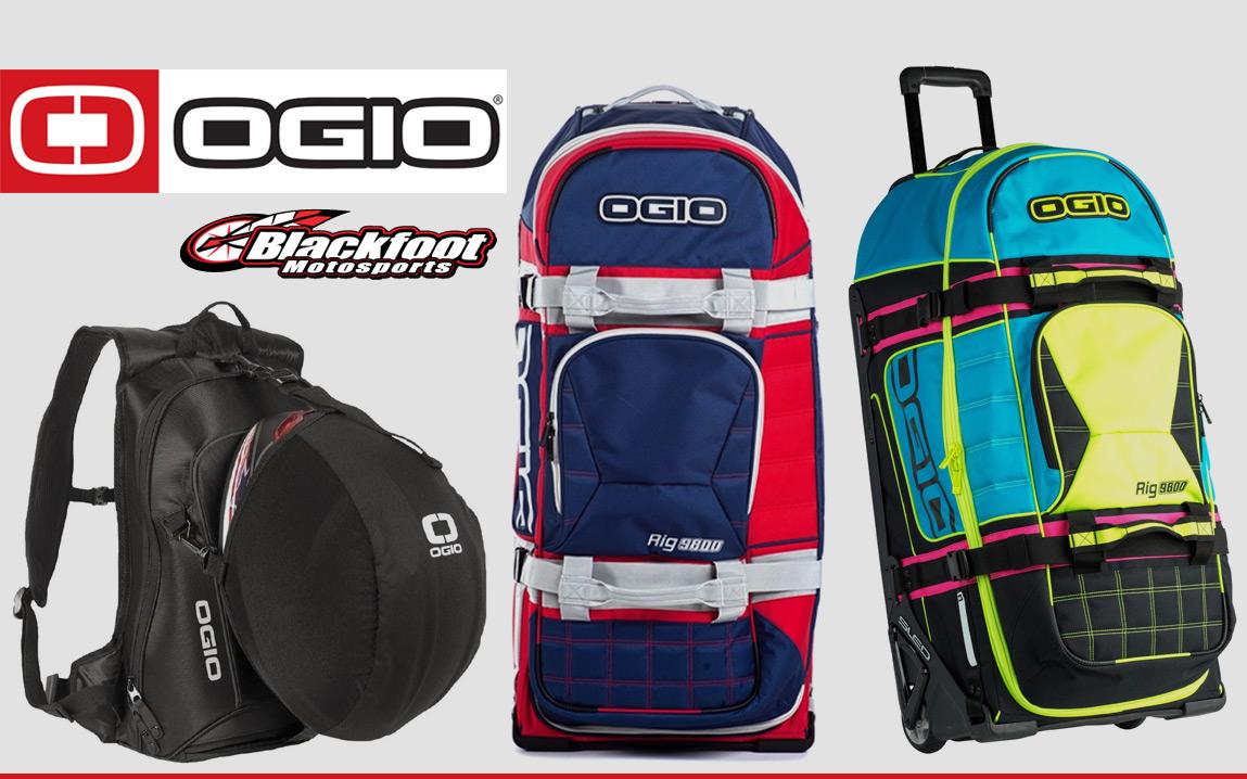 OGIO Motorcycle Luggage and Backpacks