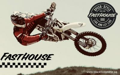 Fasthouse, stocked and loaded. Now available!