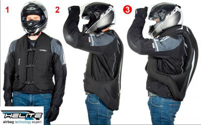 Helite Motorcycle Airbag Technology Experts