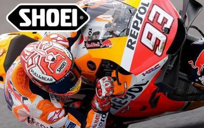 Shoei Helmets January 2020