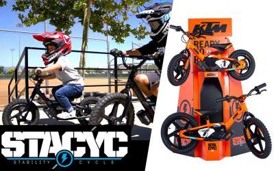 Stacyc KTM Electric Bikes for Kids