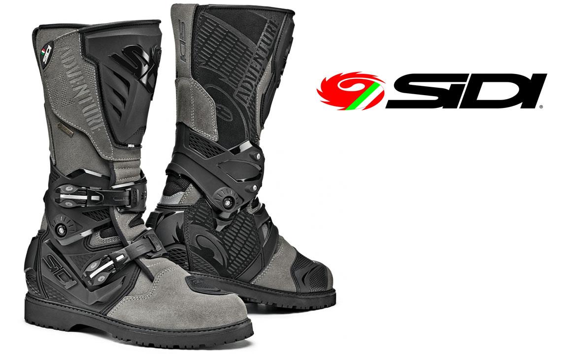 Sidi Boots History