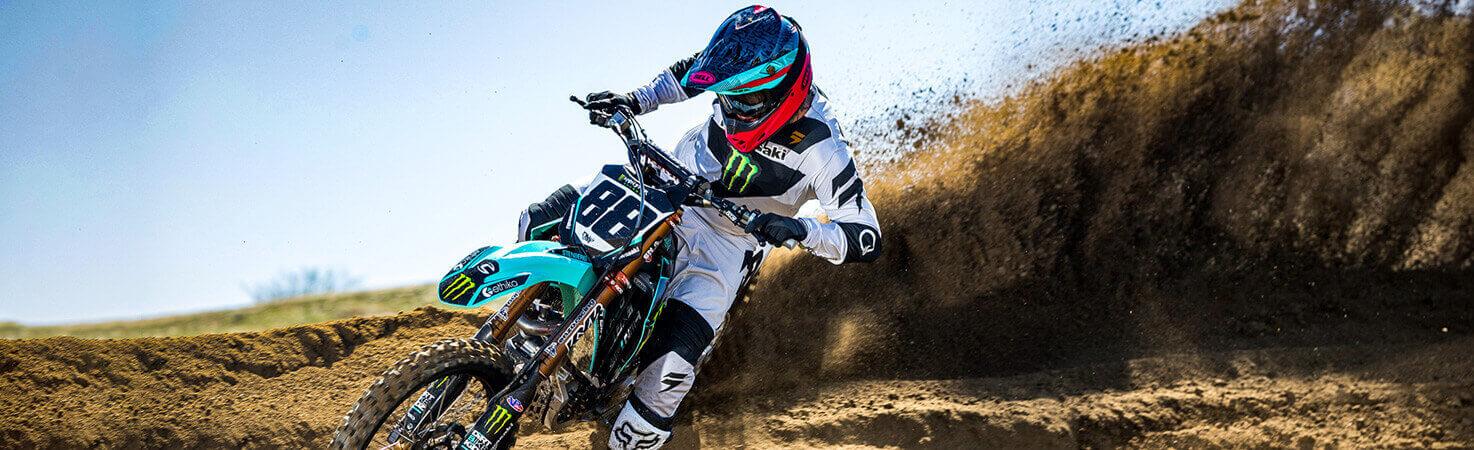 Dirt Bike Motocross Blackfoot Online Canada