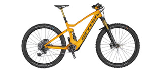 Scott E Bikes